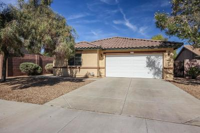 Goodyear Single Family Home For Sale: 2351 S 155th Lane