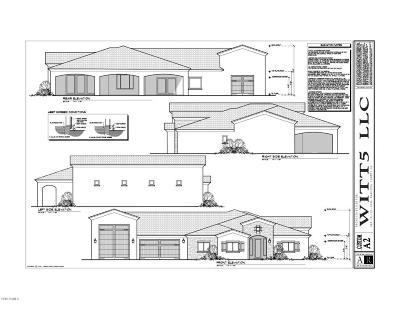 Phoenix Single Family Home For Sale: 1514 E Cloud Road