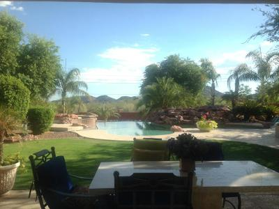 Glendale AZ Single Family Home For Sale: $1,100,000
