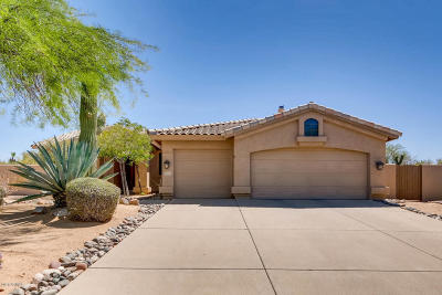 Scottsdale Single Family Home For Sale: 23297 N 91st Place N