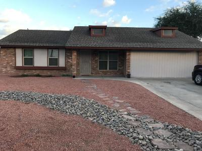 Phoenix Single Family Home For Sale: 3934 W Phelps Road