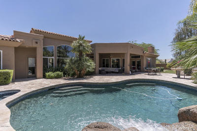 Scottsdale Single Family Home For Sale: 12014 E Welsh Trail