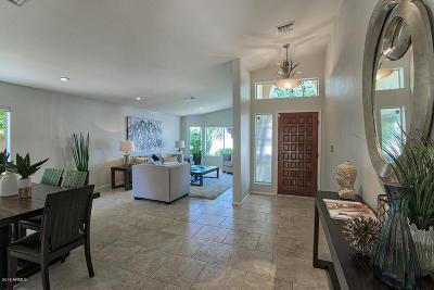 Scottsdale Single Family Home For Sale: 6149 E Greenway Lane