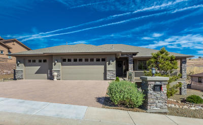 Prescott Single Family Home For Sale: 4741 Sharp Shooter Way