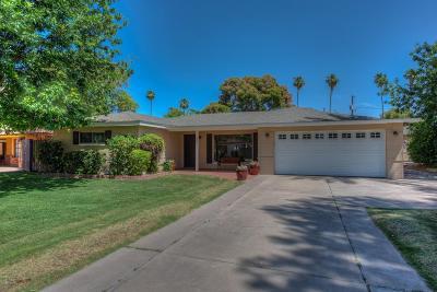 Phoenix Single Family Home For Sale: 824 W Orangewood Avenue