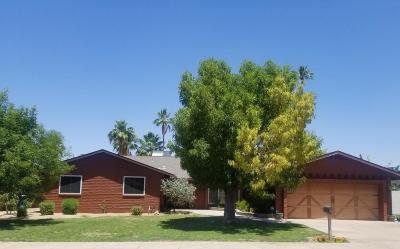Phoenix Single Family Home For Sale: 310 E Eugie Avenue