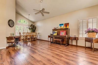 Phoenix Single Family Home For Sale: 4314 E Silverwood Drive