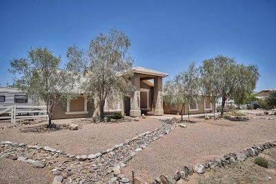 Casa Grande Single Family Home For Sale: 10876 W Willow Peak Avenue