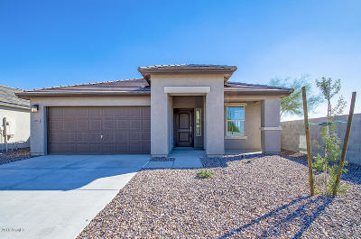 Casa Grande Single Family Home For Sale: 815 W Kingman Drive