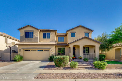 Gilbert Single Family Home For Sale: 3547 E Tonto Drive