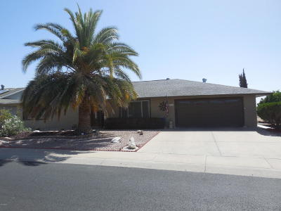 Sun City West AZ Single Family Home For Sale: $275,000