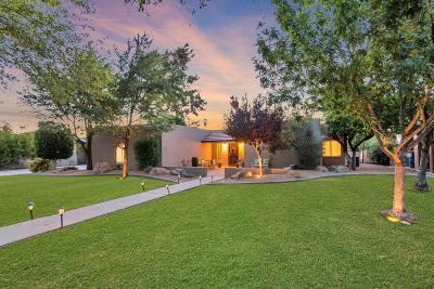 Phoenix Single Family Home For Sale: 112 W Boca Raton Road