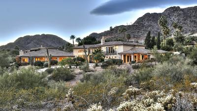 Paradise Valley Single Family Home For Sale: 4338 E Sparkling Lane