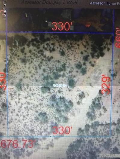 Apache Junction Residential Lots & Land For Sale: 4100 E Stansbury (Approx) Lane