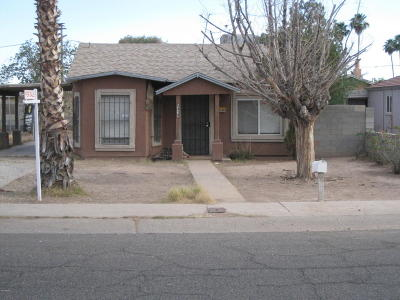 Glendale Single Family Home For Sale: 5439 W Gardenia Avenue