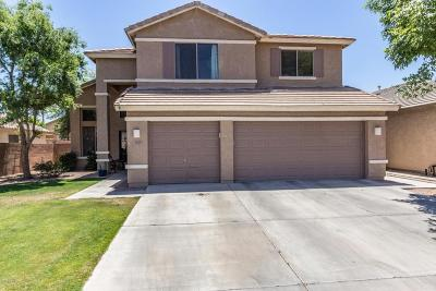 Peoria Single Family Home For Sale: 9163 W Melinda Lane