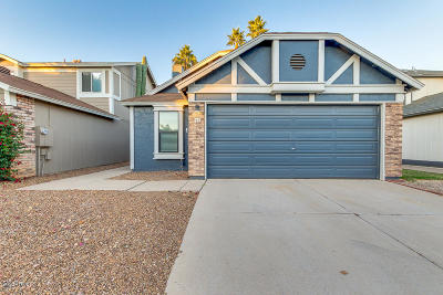 Maricopa County Single Family Home For Sale: 1915 S 39th Street #49