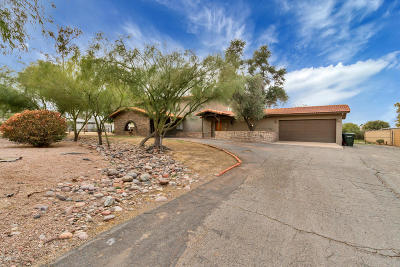 Phoenix Single Family Home For Sale: 10250 N 39th Street
