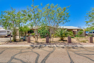 Phoenix Single Family Home For Sale: 4411 W Mitchell Drive