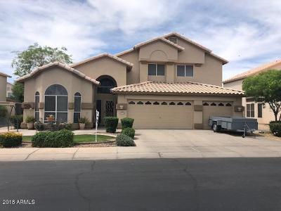 Chandler AZ Single Family Home For Sale: $495,000