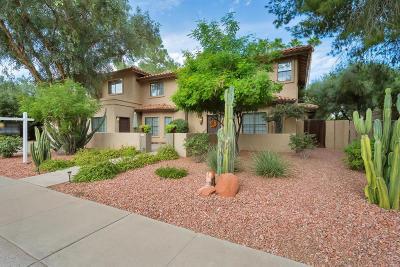 Scottsdale AZ Single Family Home For Sale: $796,000