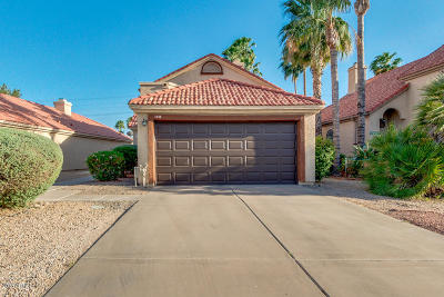 Gilbert AZ Single Family Home For Sale: $275,000
