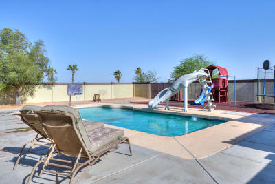 Casa Grande Single Family Home For Sale: 19561 W Desert Views Drive