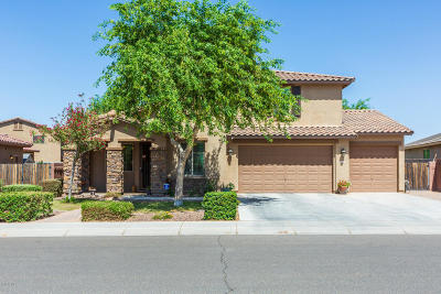Queen Creek AZ Single Family Home For Sale: $340,000