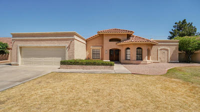 Tempe Single Family Home For Sale: 1134 E Sunburst Lane