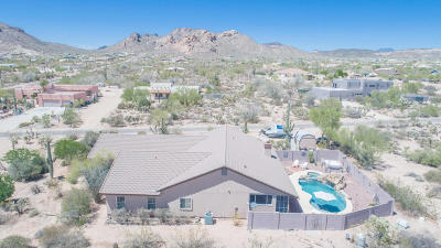 Apache Junction Single Family Home For Sale: 85 E Kaniksu Street