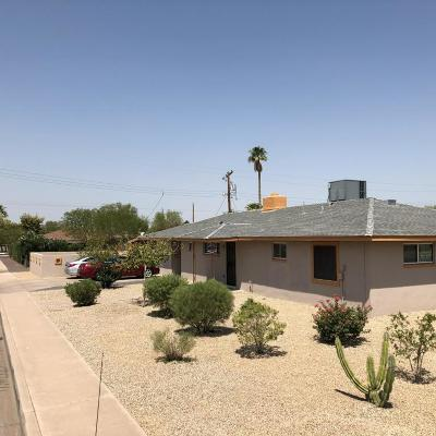 Phoenix Single Family Home For Sale: 2120 E Palm Lane
