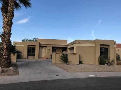 Scottsdale AZ Single Family Home For Sale: $529,900