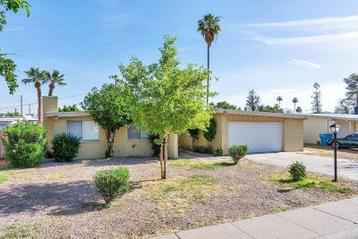 Phoenix Single Family Home For Sale: 3834 W Golden Lane