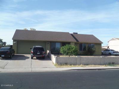 Mesa AZ Single Family Home For Sale: $225,000