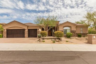 Scottsdale Single Family Home For Sale: 13513 E Cannon Drive