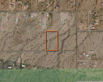 Queen Creek Residential Lots & Land For Sale: W Lind Road
