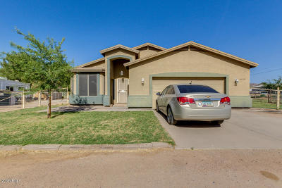 Queen Creek Single Family Home For Sale: 26109 S 184th Place