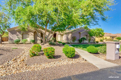 Litchfield Park Single Family Home For Sale: 17934 W Colter Street