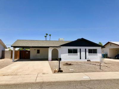 Phoenix Single Family Home For Sale: 2108 W Dahlia Drive