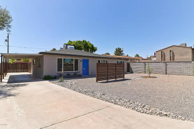 Phoenix Single Family Home For Sale: 4628 N 11th Street