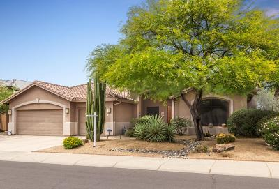 Cave Creek Single Family Home For Sale: 4542 E Maya Way