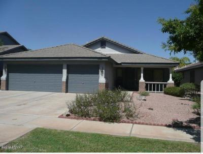 Gilbert Single Family Home For Sale: 734 W La Pryor Lane