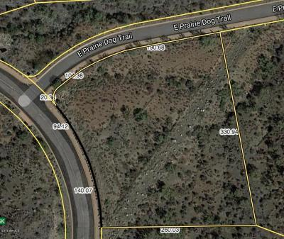 Fountain Hills Residential Lots & Land For Sale: 14345 E Prairie Dog Trail