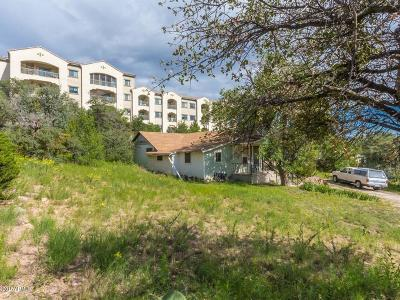 Prescott Single Family Home For Sale: 919 Prosser Lane
