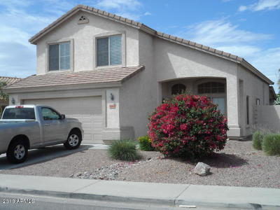Glendale AZ Single Family Home For Sale: $309,000