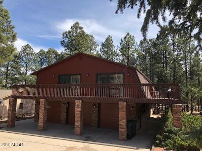 Flagstaff Single Family Home For Sale: 2404 N Elk Run Street