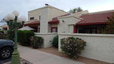 Tempe Condo/Townhouse For Sale: 633 W Southern Avenue #1199