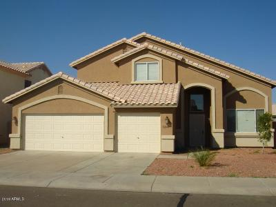 Goodyear Single Family Home For Sale: 16246 W Mesquite Drive