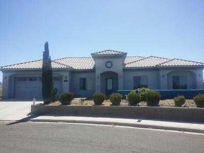 Douglas Single Family Home For Sale: 1615 N Bella Vista Drive