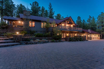 Flagstaff Single Family Home For Sale: 4075 Madera Ranch Road